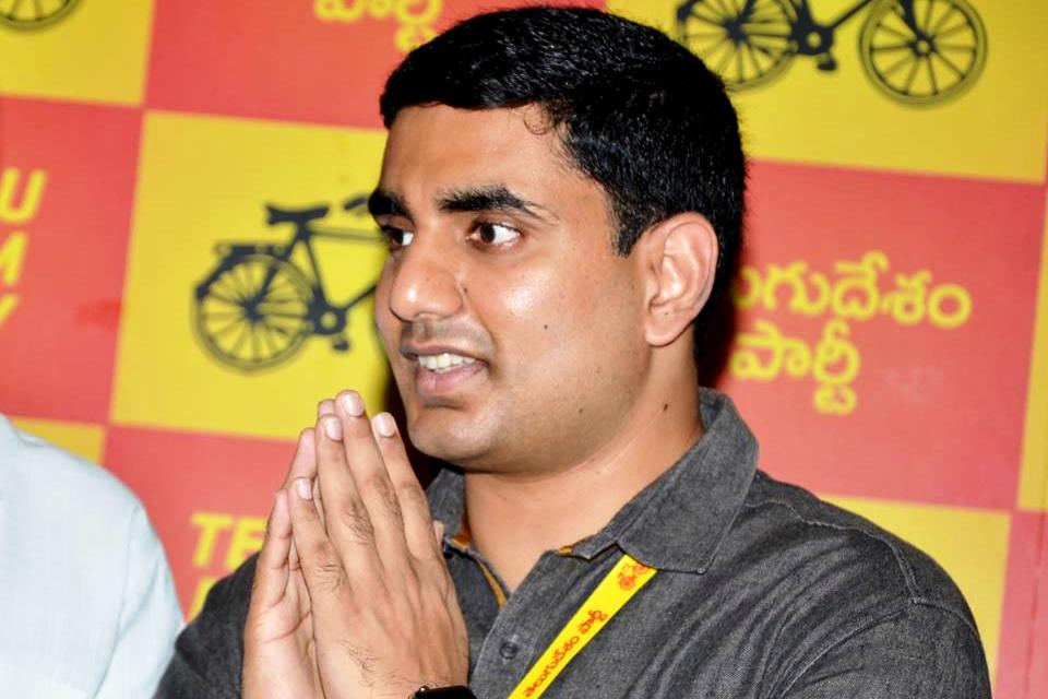 Chandrababu Nadiu's son Nara Lokesh declared elected as MLC