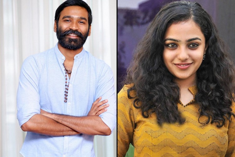 Nithya Menen confirms film with Dhanush