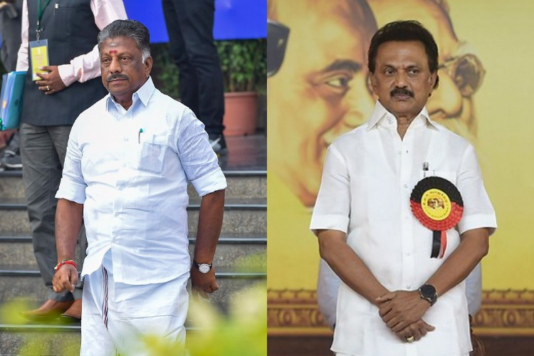 Union Home Ministry withdraws CRPF cover for Tamil Nadu Dy CM OPS, Stalin |  The News Minute