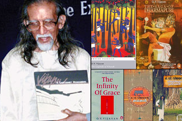 Kerala's magic realist and political commentator: Why everyone should read OV Vijayan