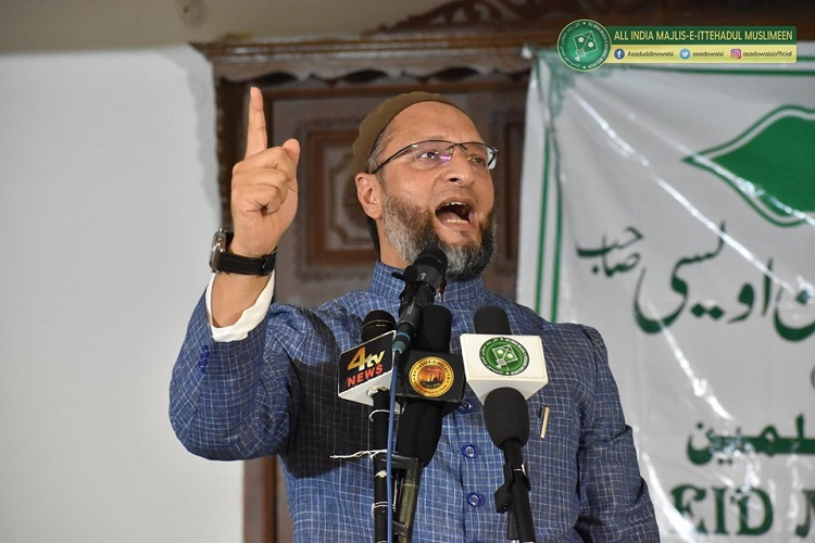 AIMIM plans anti-CAA march in Hyderabad, Owaisi seeks police permission | The News Minute