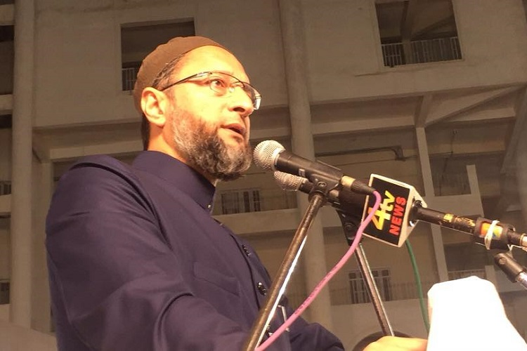 'Learn humility from your mother': AIMIM's Owaisi hits out at Rahul Gandhi