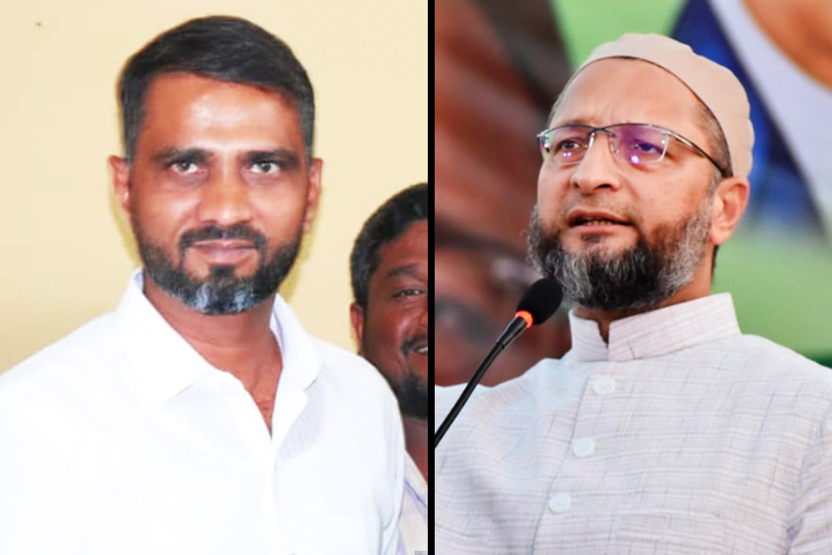 AIMIM Tamil Nadu unit wants to contest in 20 seats submits list to Owaisi