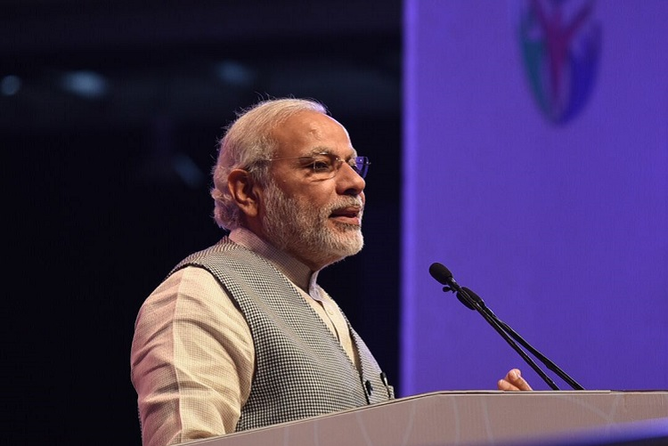 Modi asks diaspora to first develop India