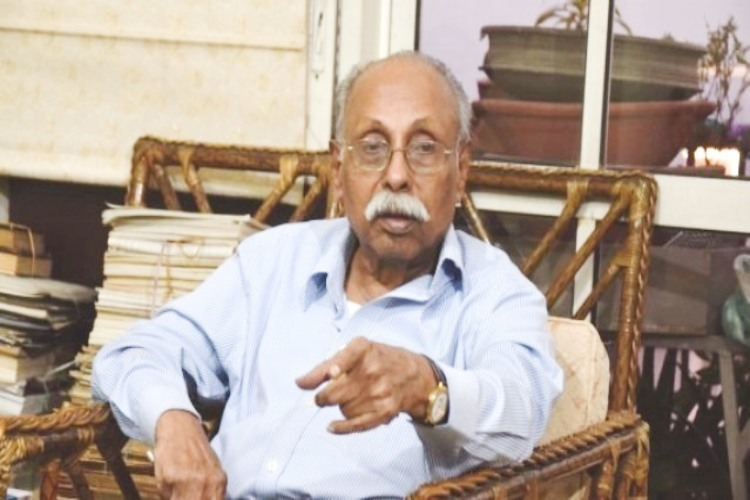 'A lifelong crusader for social justice': Condolences pour in for PS Krishnan