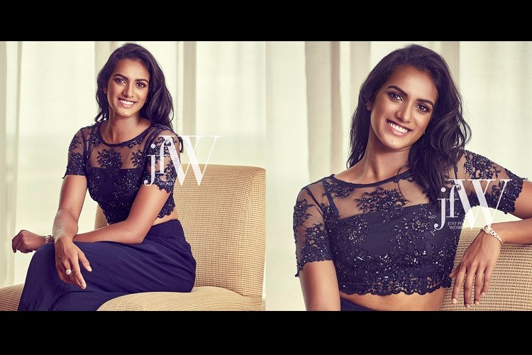 P.V. Sindhu Looks Like An Absolute Goddess In This Latest