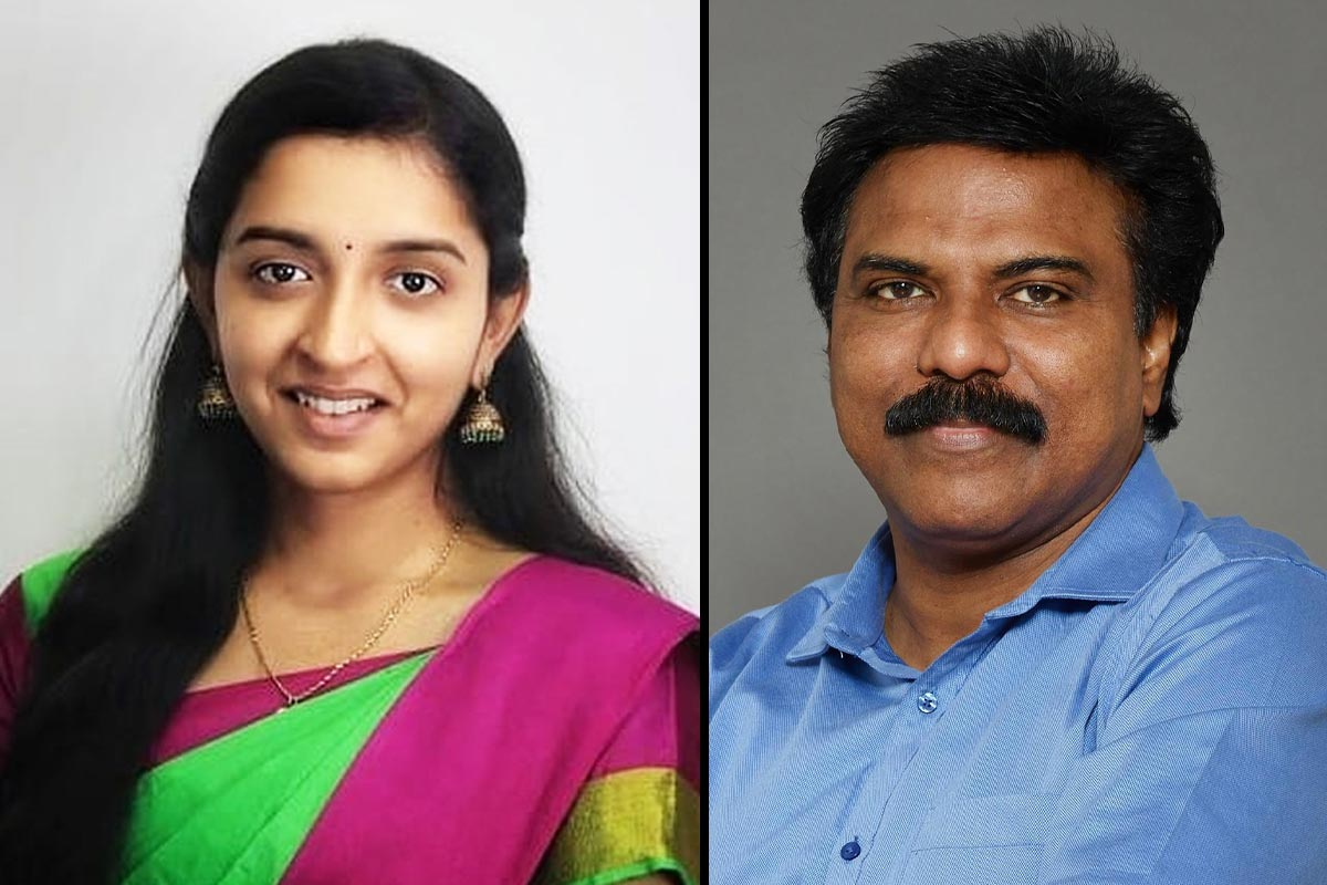 Santhosh Babu IAS and Padma Priya leave MNM cite personal reasons
