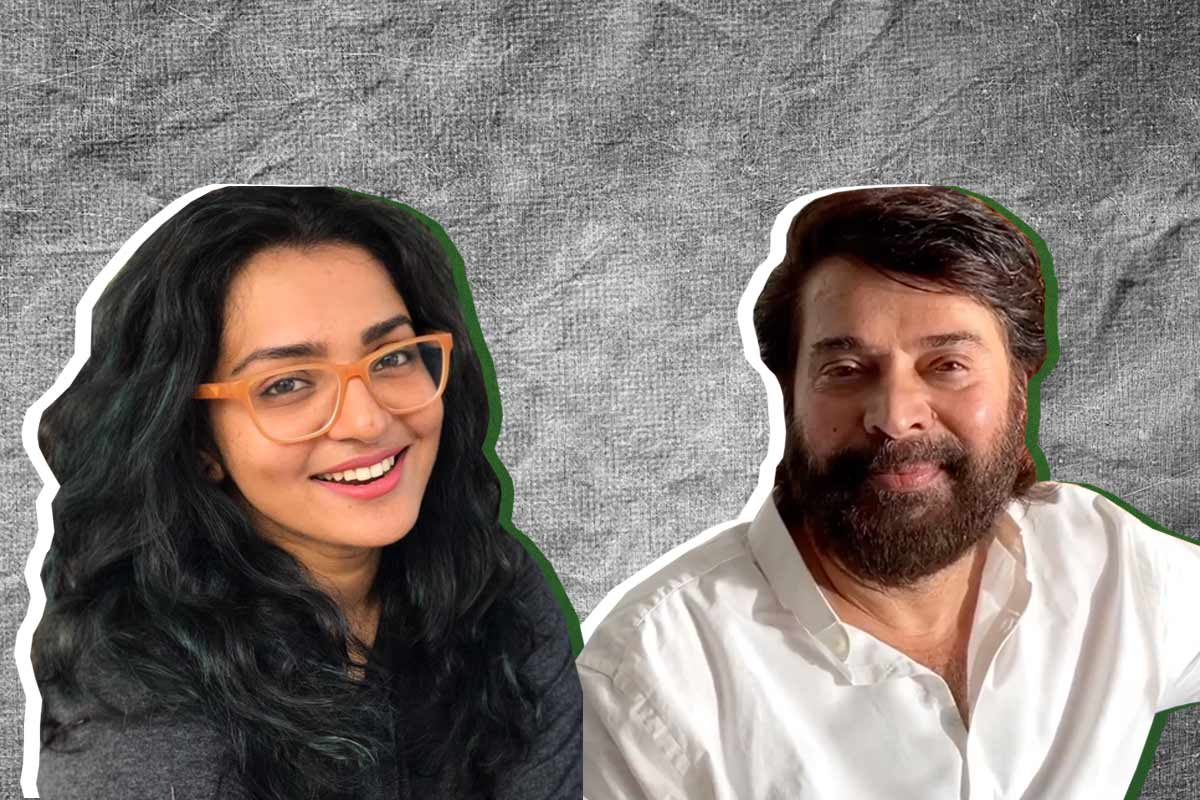 Mammootty and Parvathy Thiruvothu to star in a movie together for the first time - The News Minute