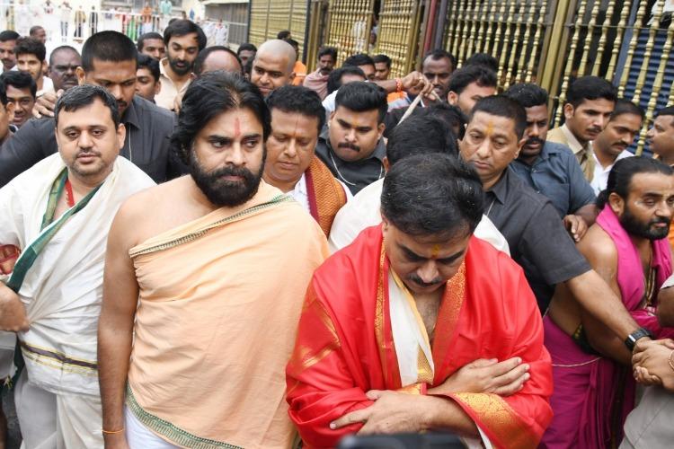'I believe in Hindu Sanatana Dharma': Pawan Kalyan takes anti-conversion stand