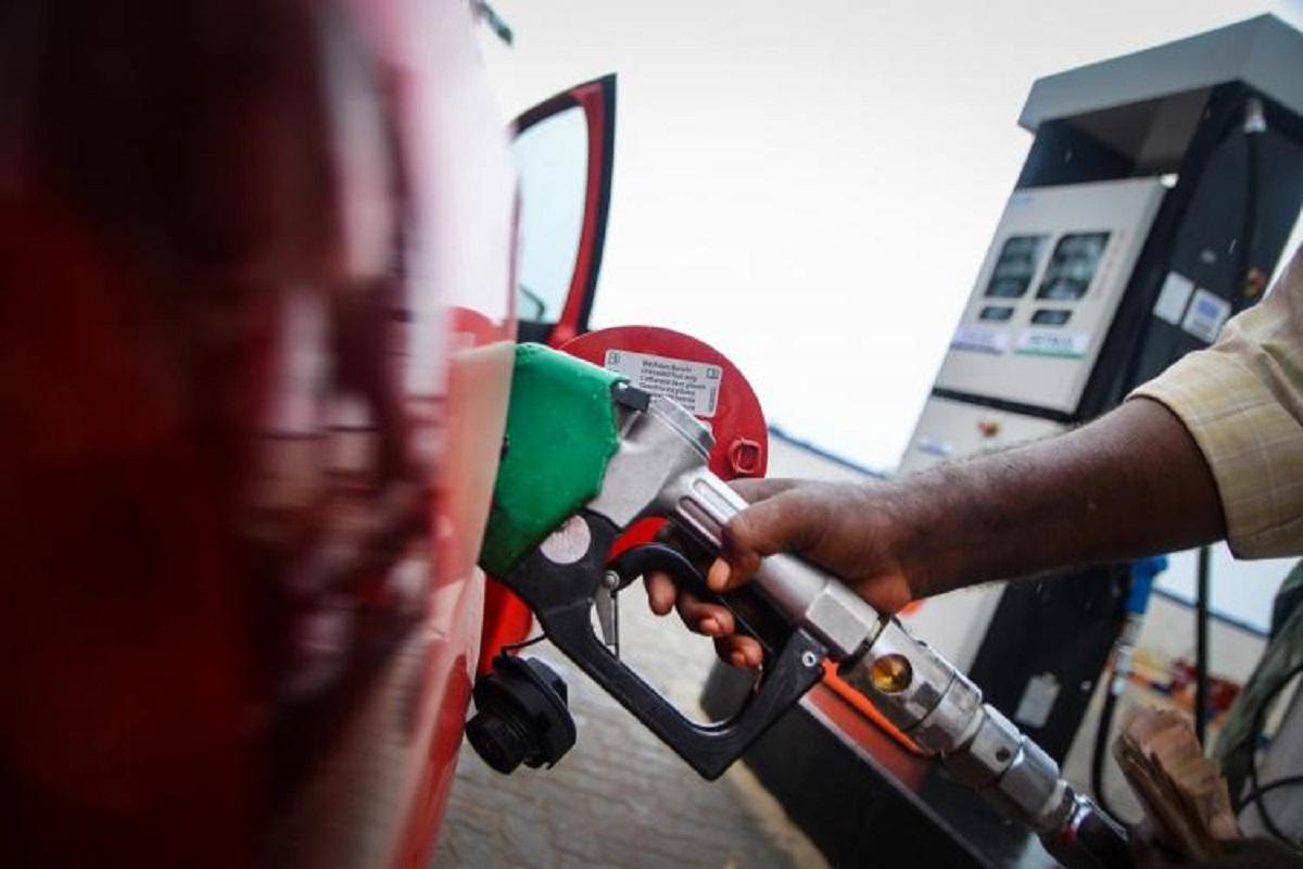 Petrol price increases yet again diesel hike relatively lower
