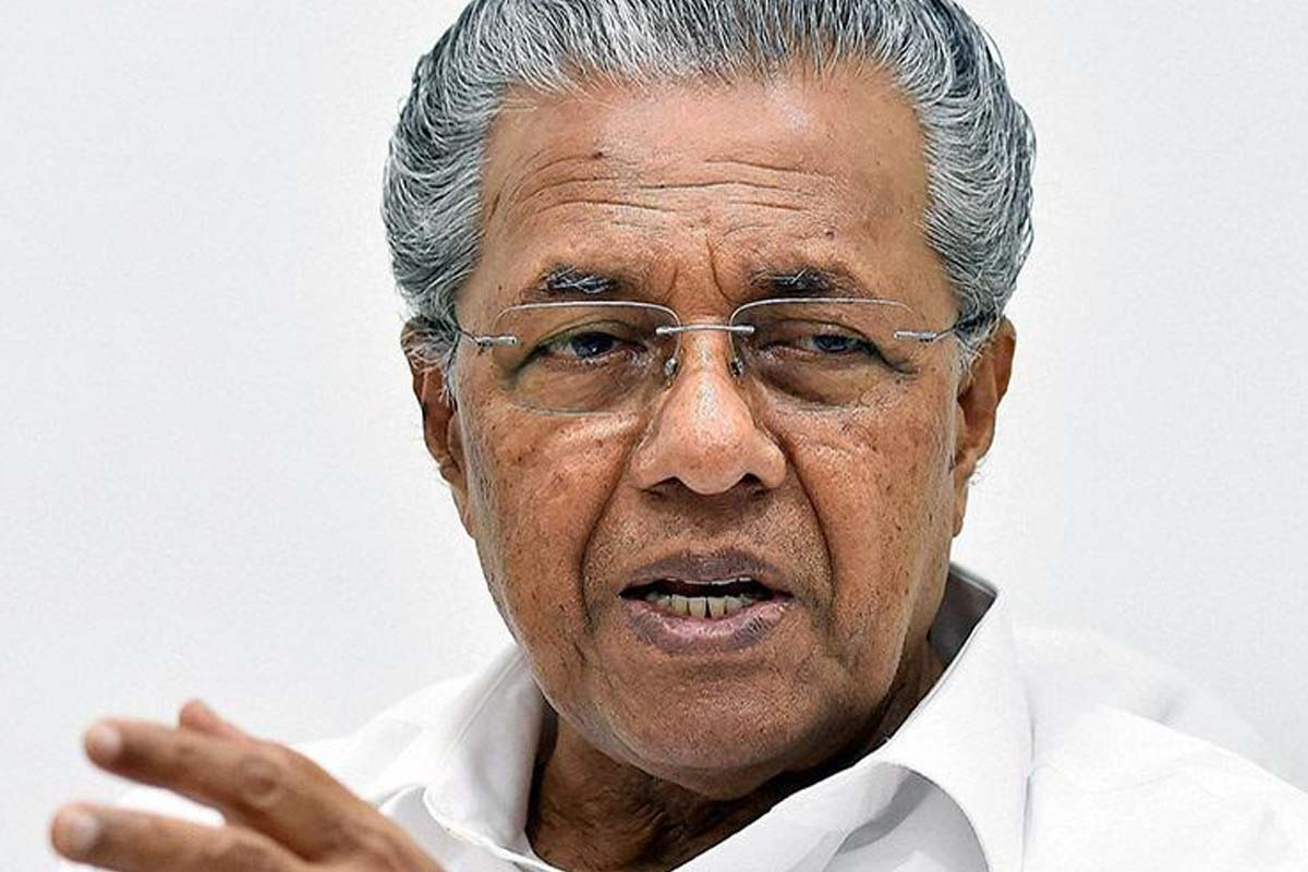 Gold smuggling case Kerala CM writes to PM Modi seeks probe by central agencies