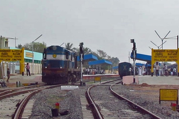 After 10 years, Southern Railway reintroduces Rameswaram-Coimbatore train