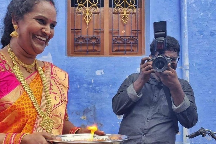 Devoid of glitz, drama, this TN photographer's wedding pics are a breath of fresh air