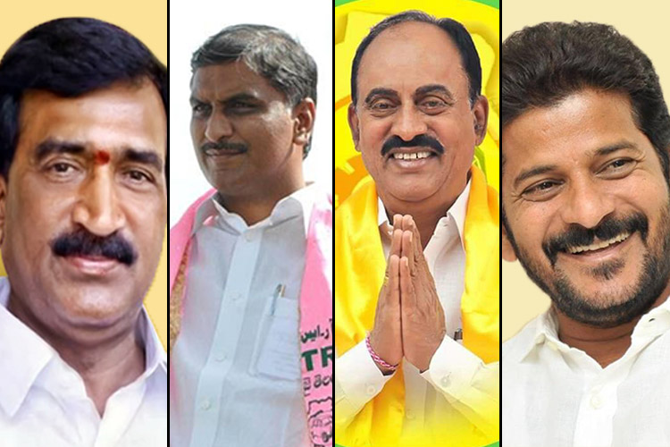 Name-calling, jibes: Political discourse in poll-bound Telangana hits new lows
