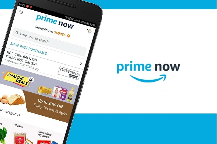 Amazon launches online grocery store with 2-hour delivery in