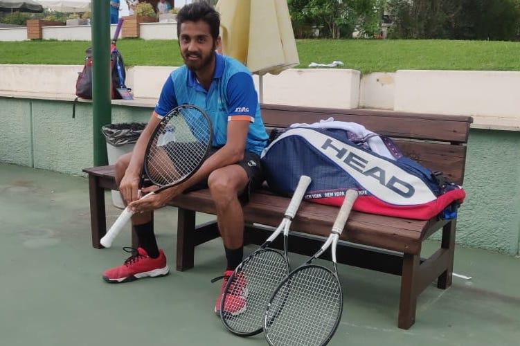 'It's truly special': Chennai-lad Prithvi Sekhar on winning World Deaf Tennis C'ships