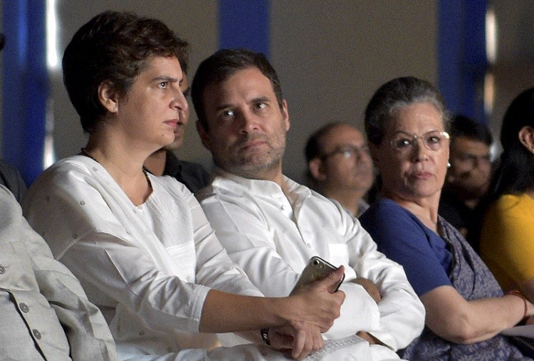 Congress questions Centre's decision to withdraw SPG cover to Gandhis in Parliament