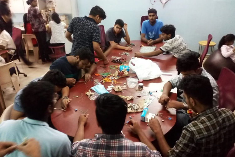 Kochi techies and students join hands to send power banks to flood-hit Kerala
