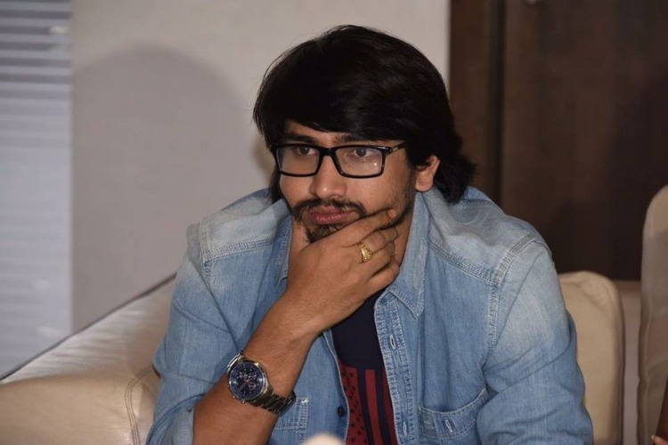 After accident, actor Raj Tarun files complaint against Hyd