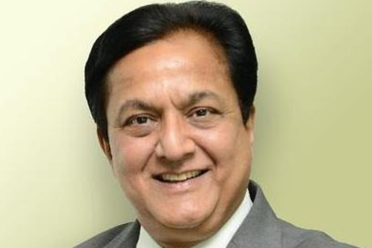 Yes Bank shares slumped 78% since August, leaving founder Rana Kapoor poorer by $1 bn