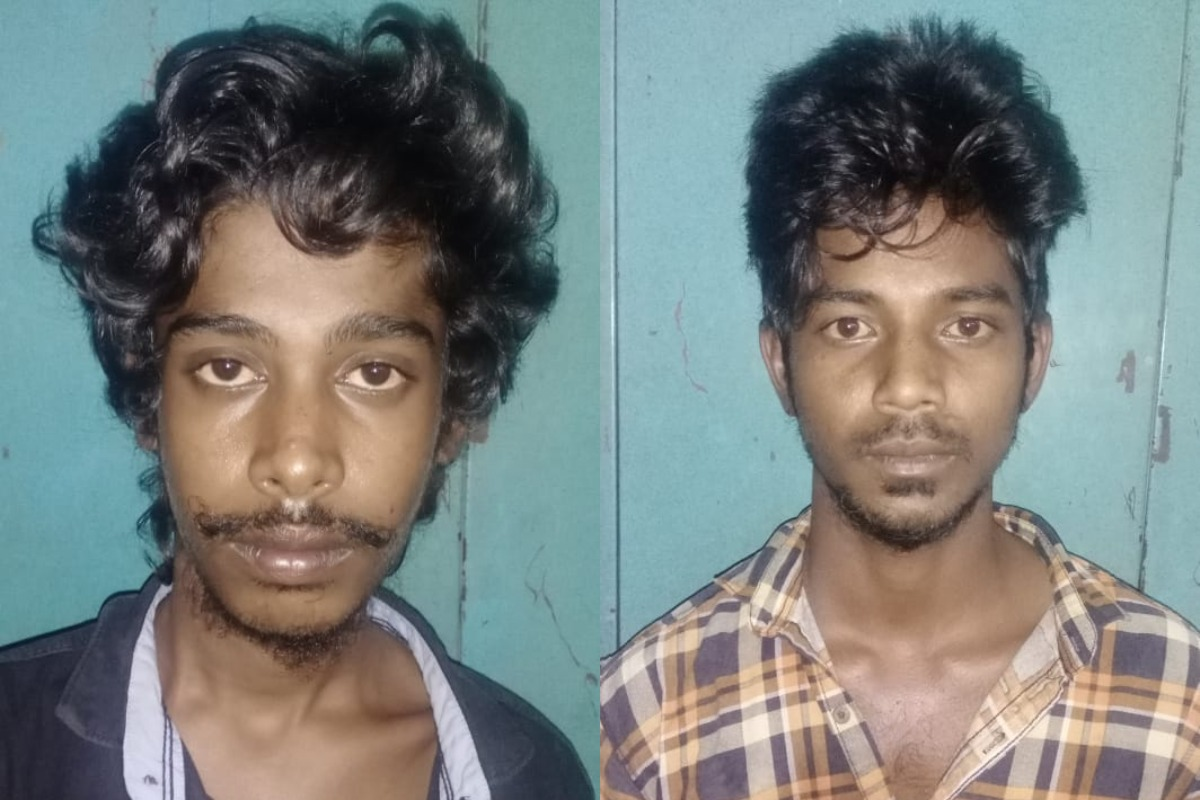 Two men arrested for sexually assaulting 13-year-old girl in Coimbatore