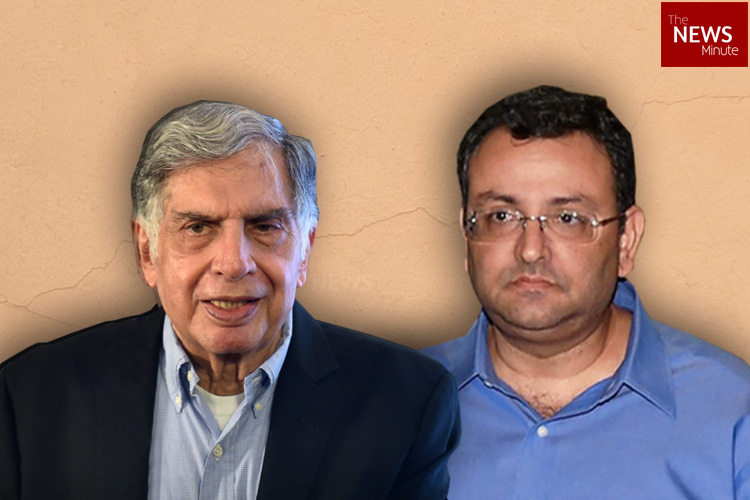 SC stays NCLAT order reinstating Cyrus Mistry as Exec Chairman of Tata Sons