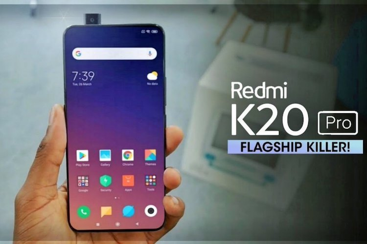 Redmi's first flagship smartphone to be called Redmi K20 ...