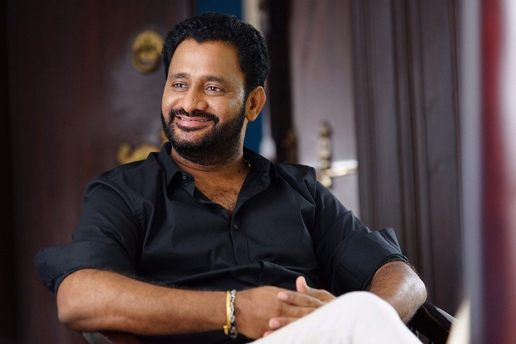 Resul Pookutty tweets on 'Mamaankam' issue