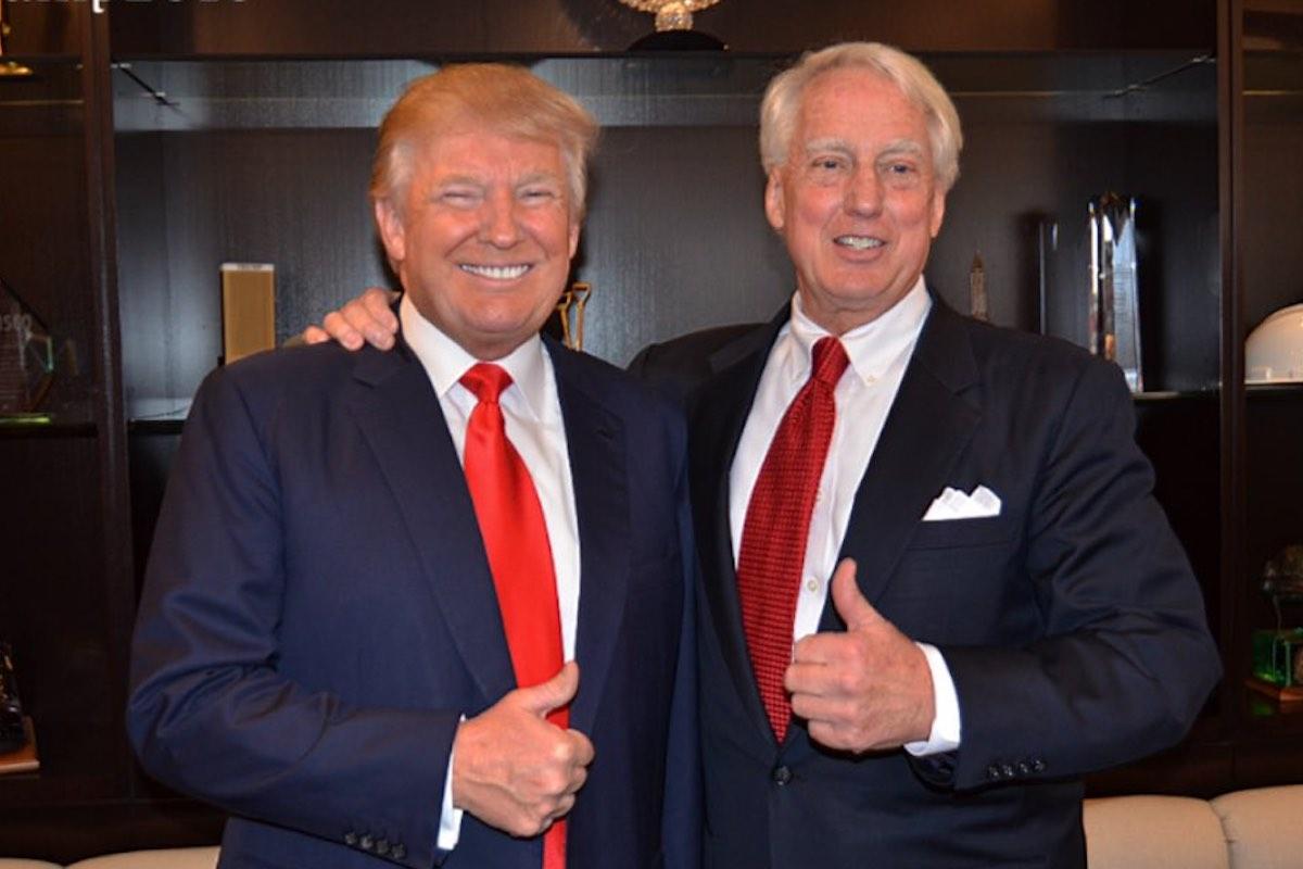 Robert Trump, Donald Trump's younger brother, passes away | The ...