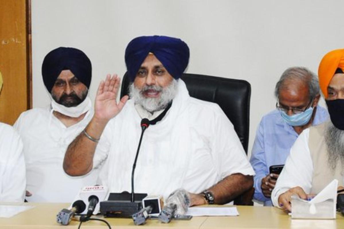 Shiromani Akali Dal BJPs oldest ally quits NDA over controversial farm Bills