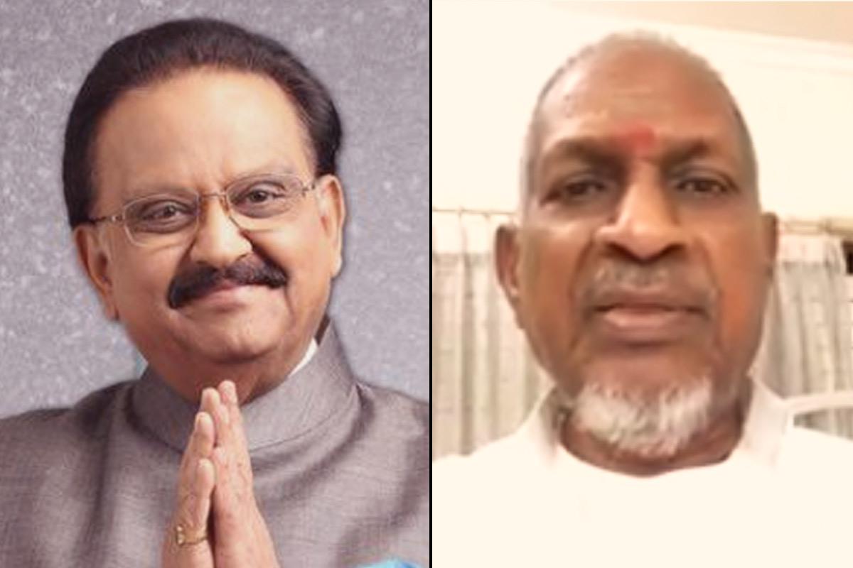 Where have you gone Balu Ilaiyaraaja mourns death of friend and singer SPB