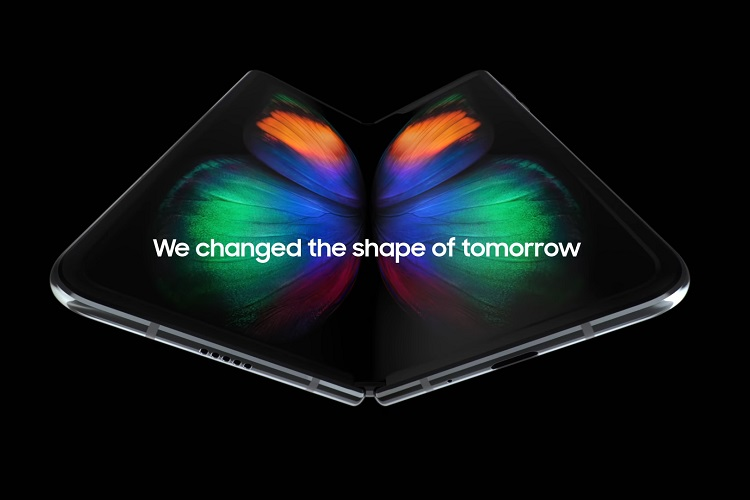 Samsung launches Galaxy Fold with 12GB RAM, six cameras and two batteries