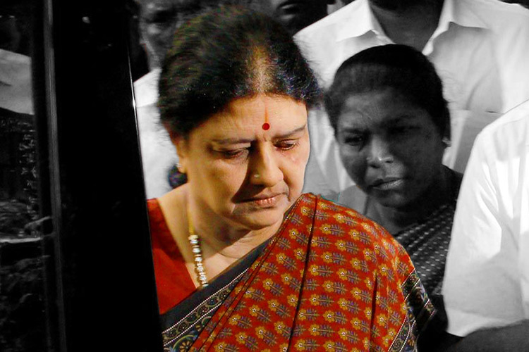 'Allegations are politically motivated': TTV on report over Sasikala's jail privileges