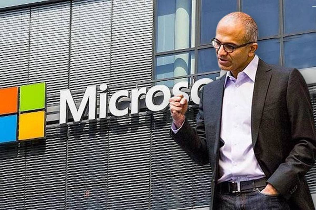 Microsoft crosses $5 billion in gaming revenue for first time: Nadella - The News Minute