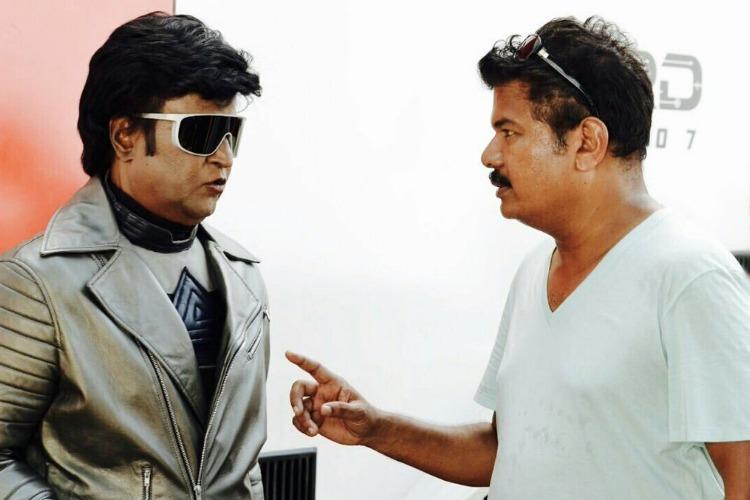 No relief for Shankar in 'Enthiran' copyright row, HC refuses to quash proceedings