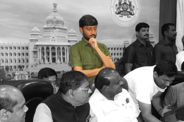 How Sharanagouda a young JDS worker allegedly trapped BJP bigwig Yeddyurappa