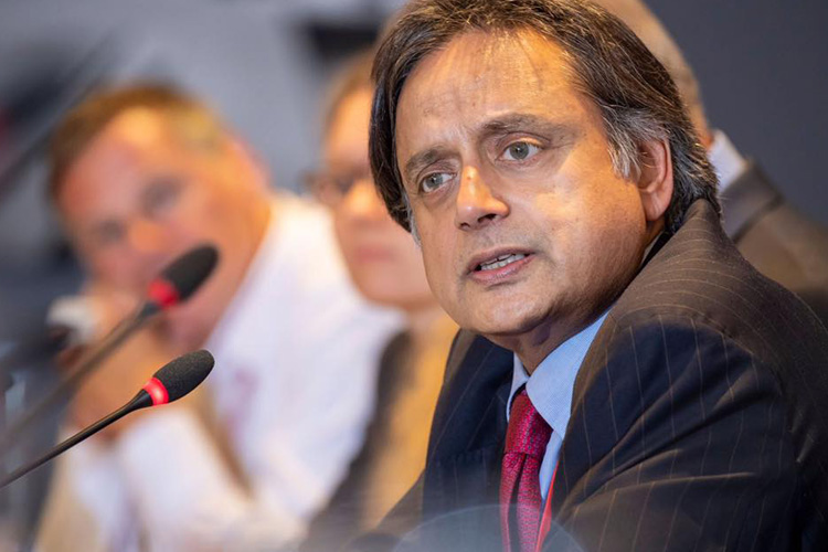 'Take public stand welcoming dissent': Tharoor writes to PM Modi on FIR against celebs