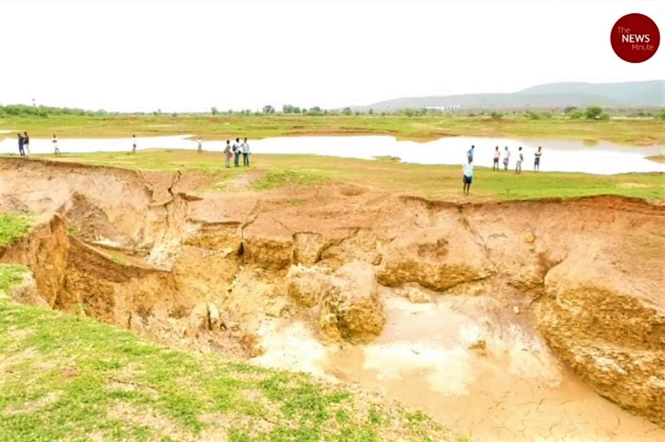 Watch: The mysterious sinkholes of Kadapa