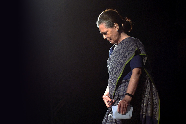 Debacle, dissent and defections: Can Sonia Gandhi revive a collapsing Congress?
