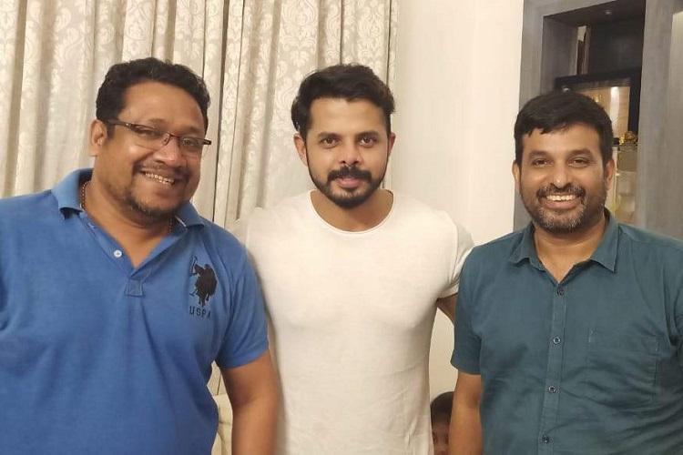 Sreesanth to make Marathi debut with 'Mumbaicha Vada Pav'