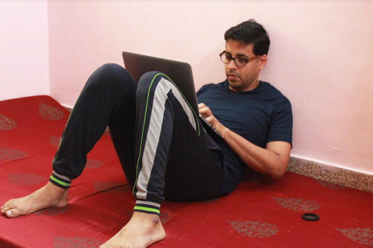 Working from home during lockdown? Here's how you watch your posture