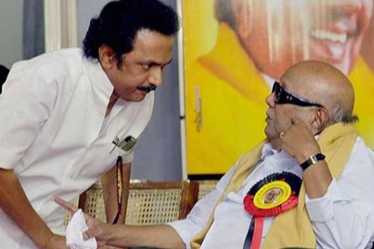 Stalin appeals to cadre to maintain peace, appreciates doctors at Kauvery Hospital