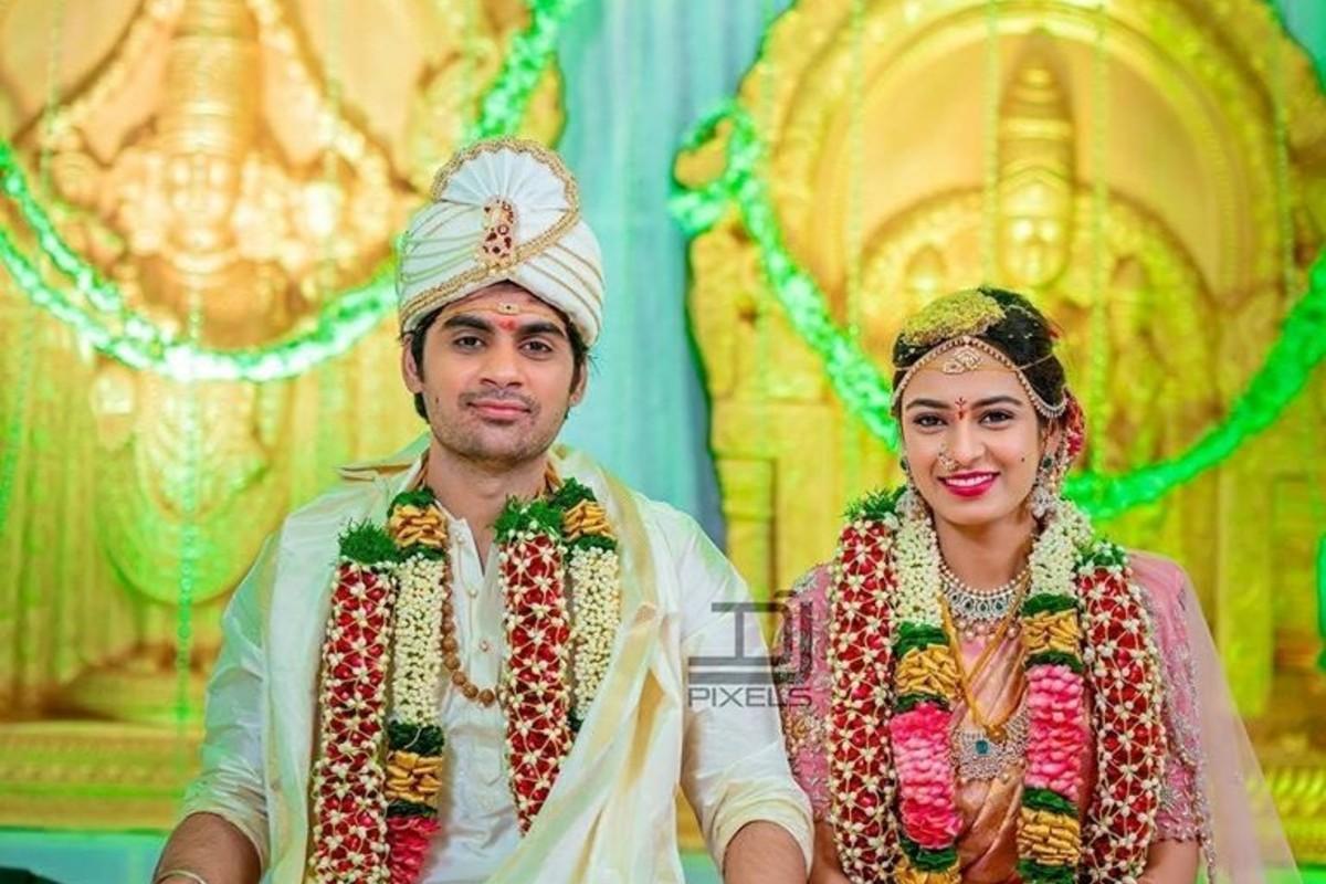 In pics Saaho director Sujeeth and Pravallikas wedding ceremony