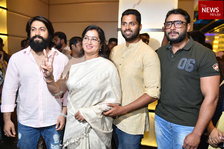 What Sandalwood stars Yash and Darshan's backing means for Sumalatha