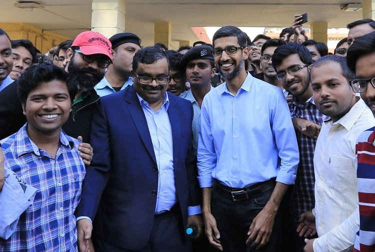 Sundar Pichai did not cast his vote in Tamil Nadu: Truth behind viral photo