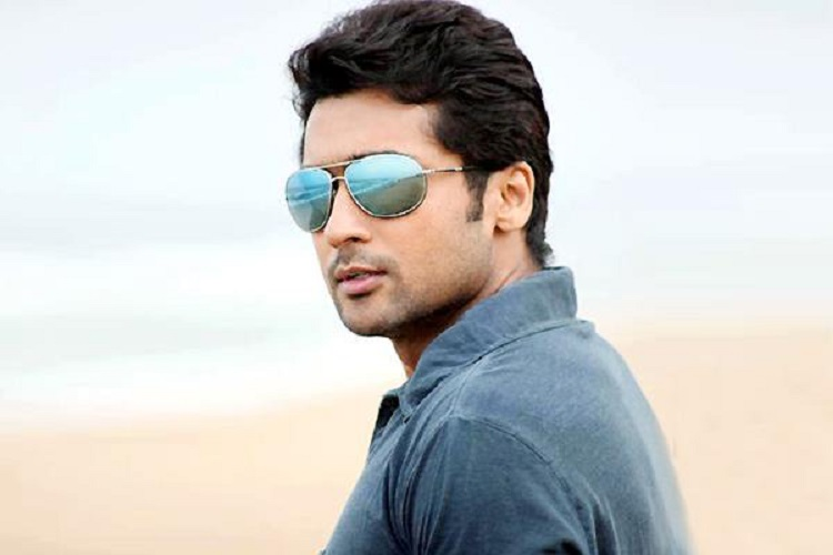 Suriya to play a boxer in next film with 'Kabali' director ...