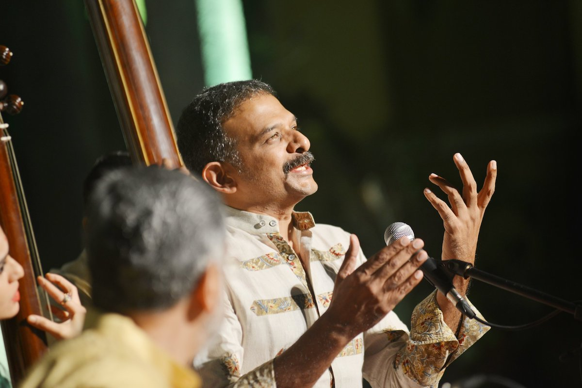 The idea of fear is a constant in our culture TM Krishna at the launch of his new book