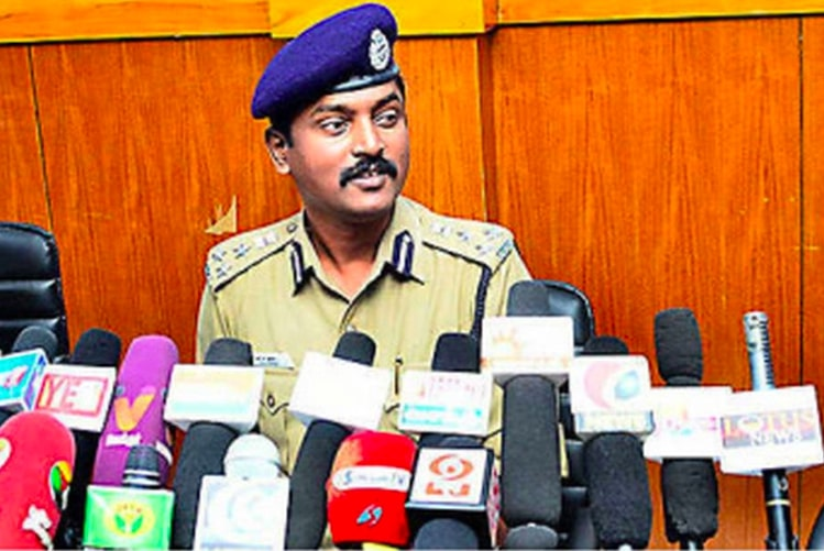 After Pon Manickavel, TS Anbu IPS to head Tamil Nadu Idol Wing