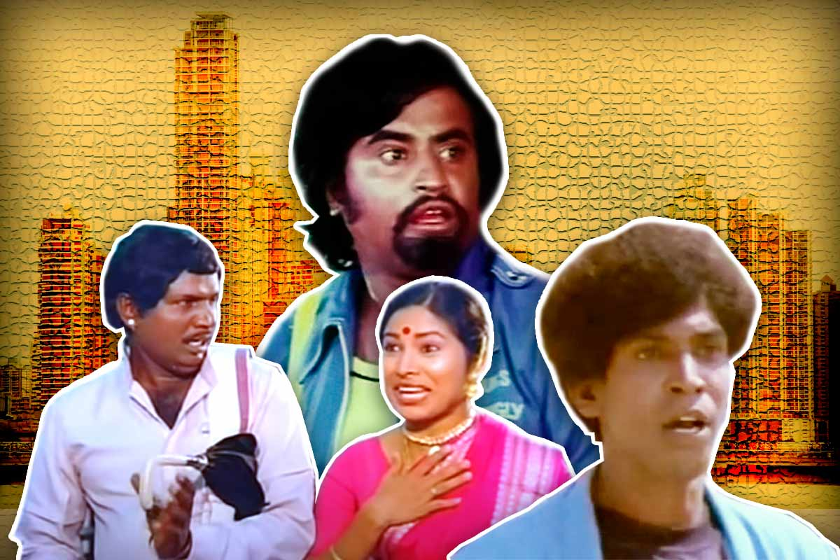 Goundamani in Singapore Yogi Babu in London 7 hilarious Tamil scenes in foreign lands