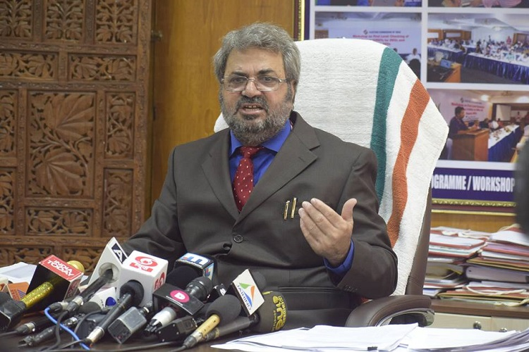 Kerala LS polls result to be out only after 8 pm on May 23: Kerala CEO Teeka Ram Meena